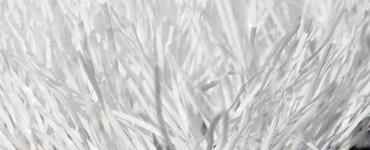 Изображение монофиламентного синтетического покрытия с длиной ворса 40 мм